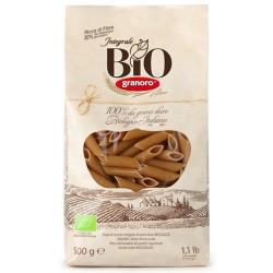 PASTA PENNE RIGATE BIOLOGICA INTEGRALE 500 gr
