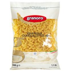 PASTA GRAMIGNA COQUILLETES 500 gr