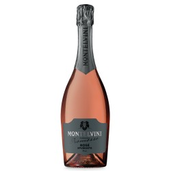 VINO SPUMANTE BRUT  ROSE x 750ml