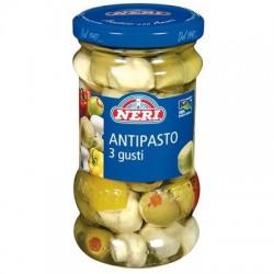 ANTIPASTO TRES GUSTOS 290 gr
